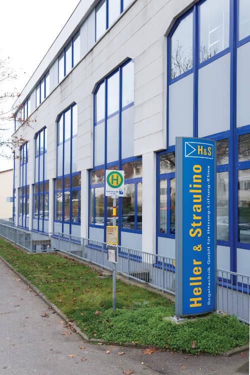 Firmengebäude Heller+Straulino