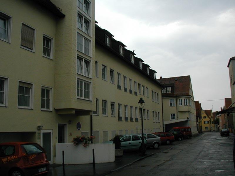 Altenheim St. Vinzenz Nördlingen