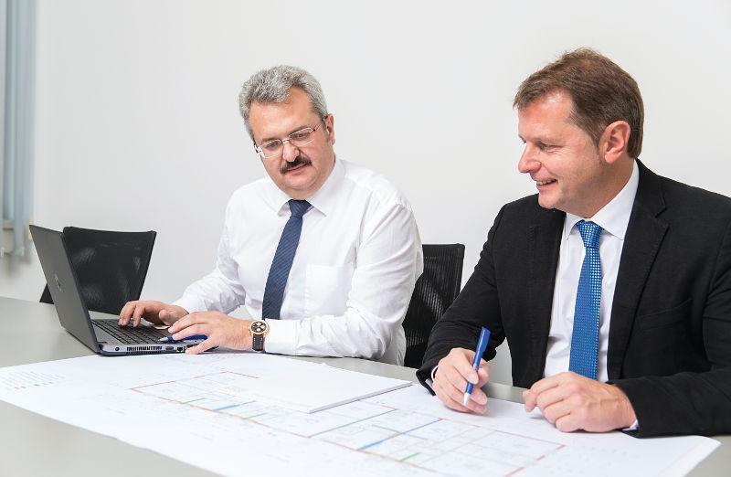 Geschäftsführung Heller+Straulino