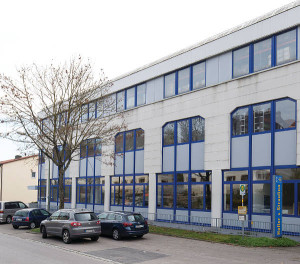 Firmengebäude Heller&Straulino