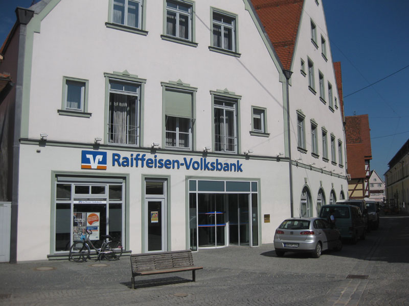 Raiffeisen-Volksbank Nördlingen